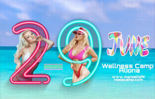 Aliona Wellness Camp - Marbella
