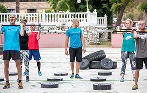 CrossFit Camp Uge 23 - Marbella