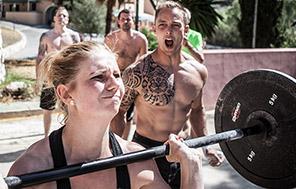 CrossFit Camp R&R