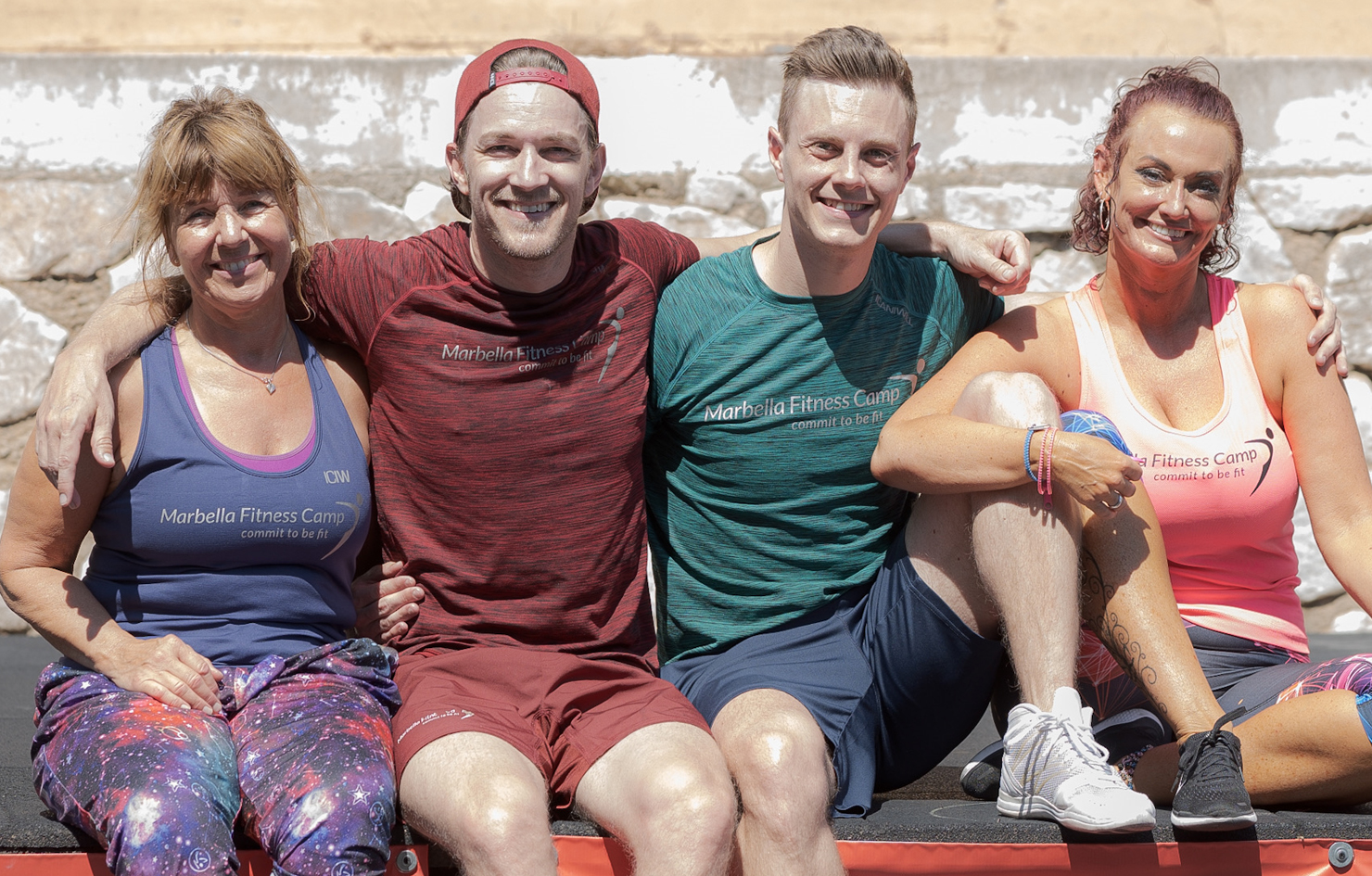 Dance Camp Uge 19  - Marbella