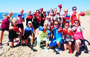 """Kom i form"""" Fitness Camp for kvinder 45+"""