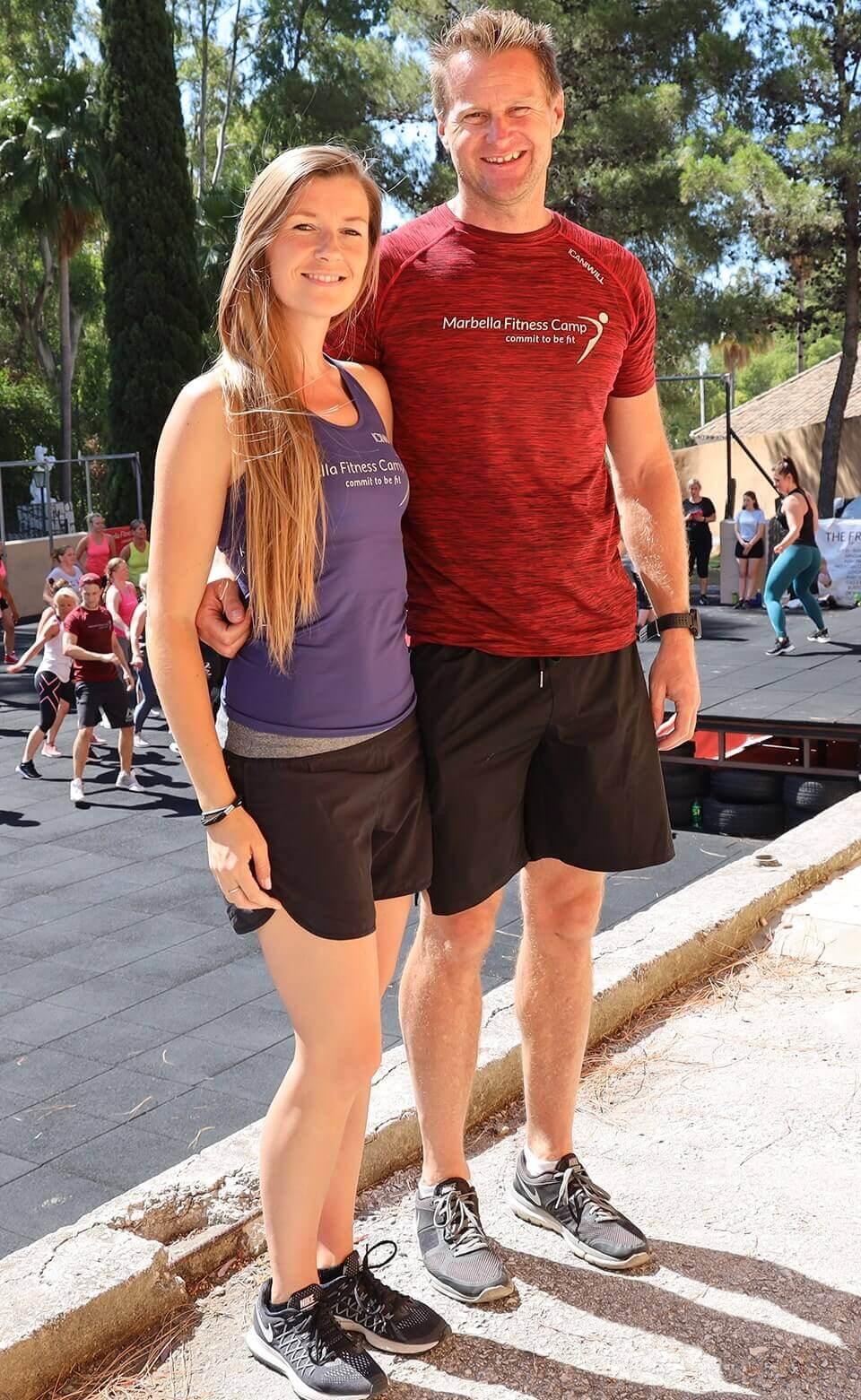 Frank Naundrup & Lena Lionett