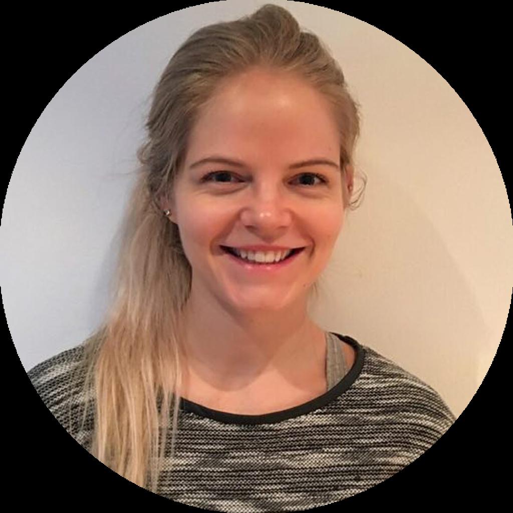 Anja Thy Mogensen - Personlig træner & livsstilscoah