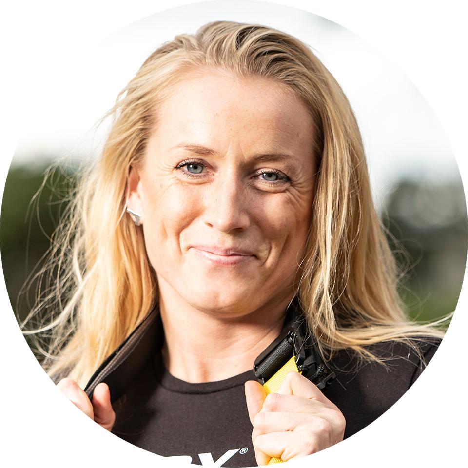 Maria Lerche - TRX Træner