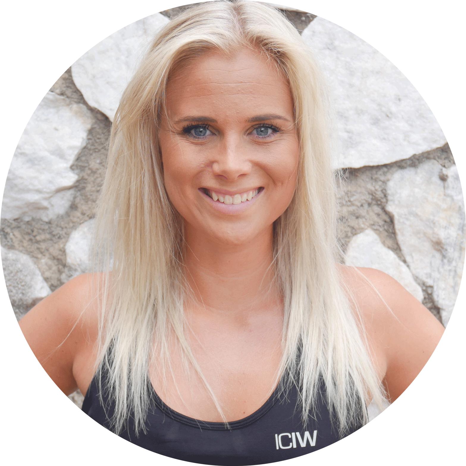 Maya Lützhøft - Personlig træner, kostvejleder og sygeplejerske