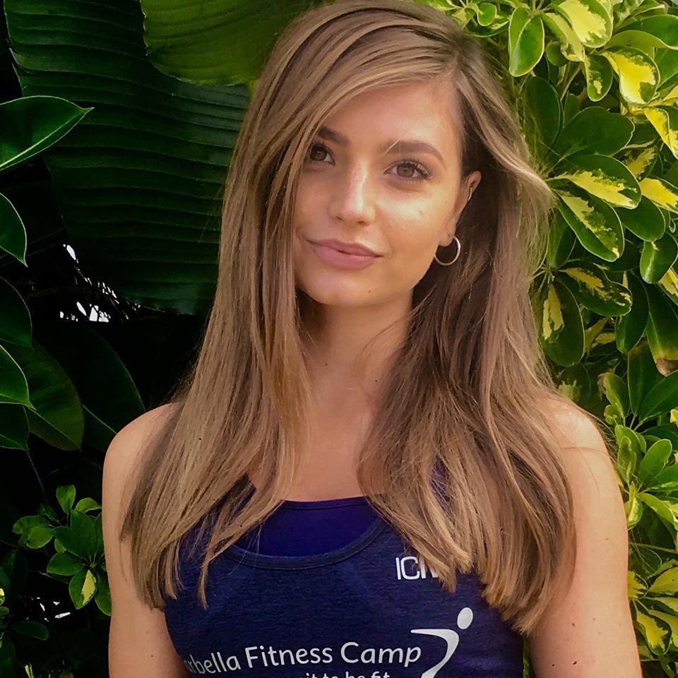 Millie Sophia Pugh -Pilates, Fitness & Rehabilitation Instructor  001