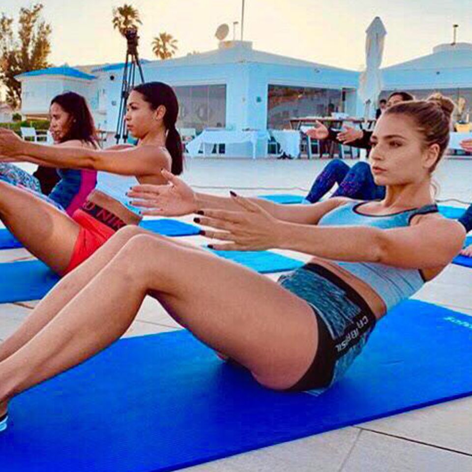 Millie Sophia Pugh -Pilates, Fitness & Rehabilitation Instructor  007