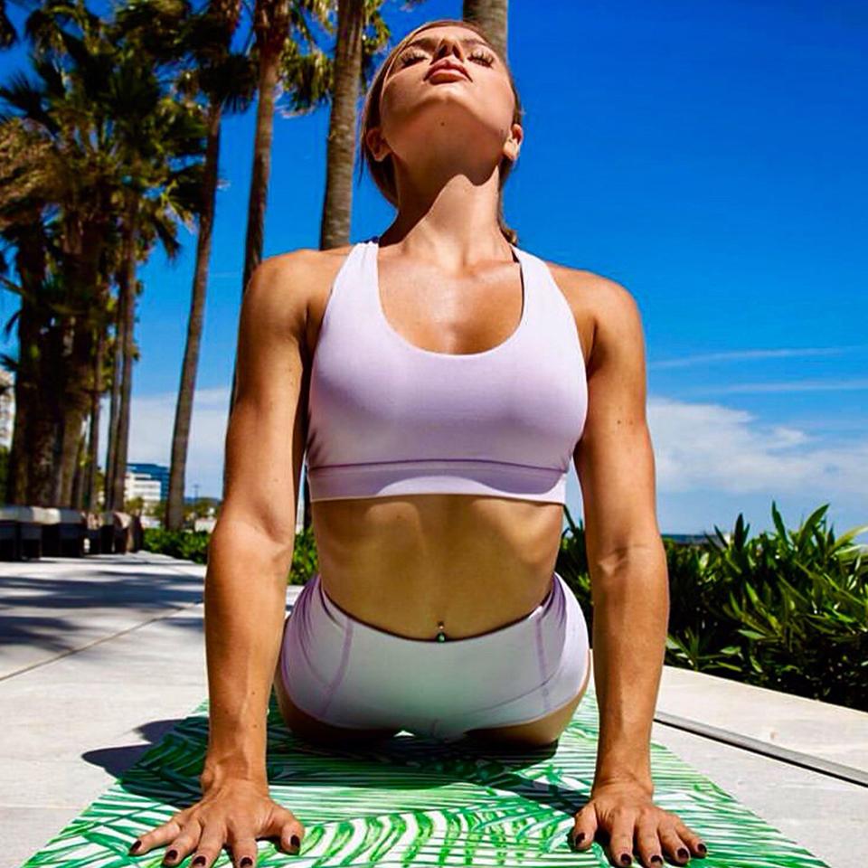 Millie Sophia Pugh -Pilates, Fitness & Rehabilitation Instructor  009