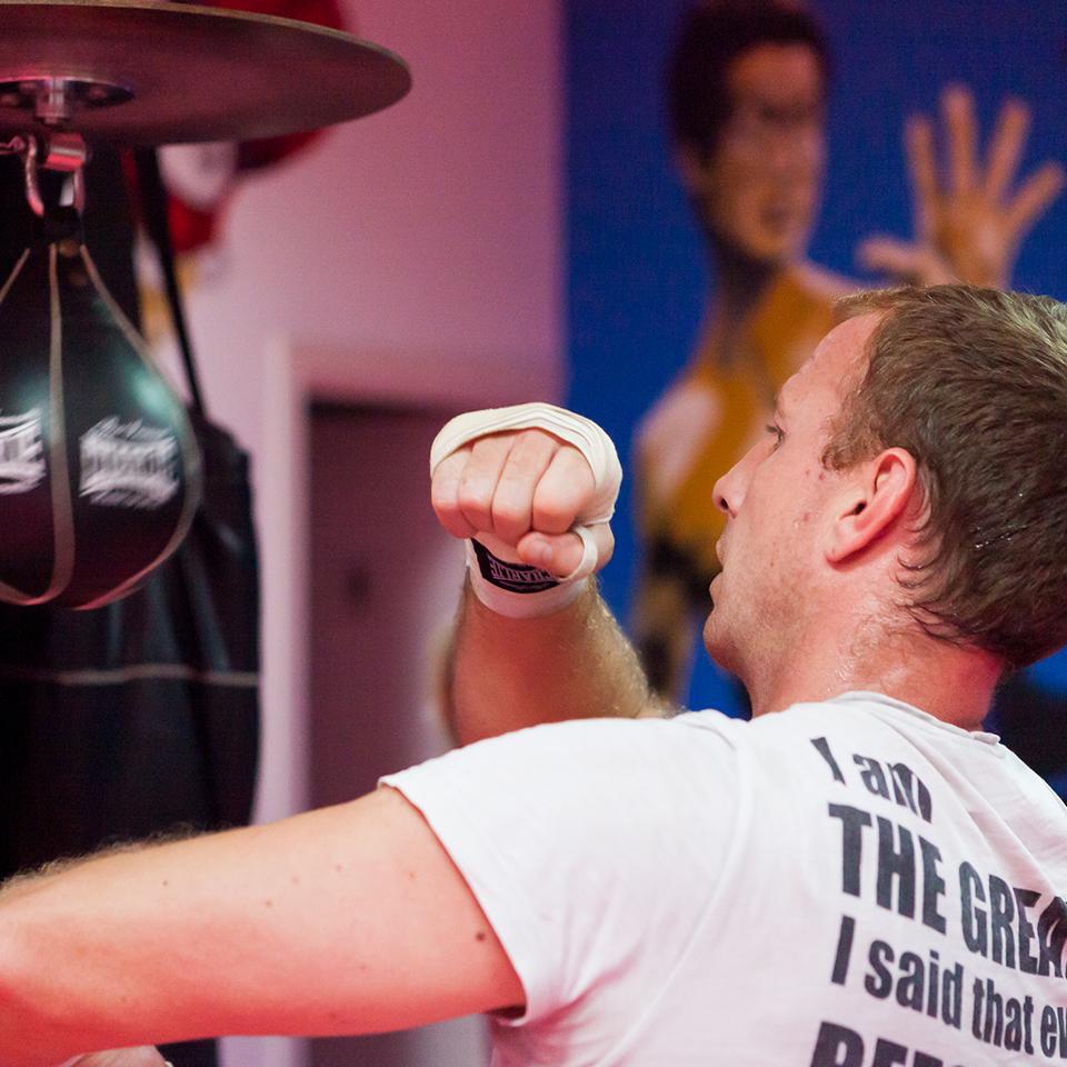 Shaun James -Kickboxing/Boxing Head Trainer/Owner at Impact Gym Marbella 003