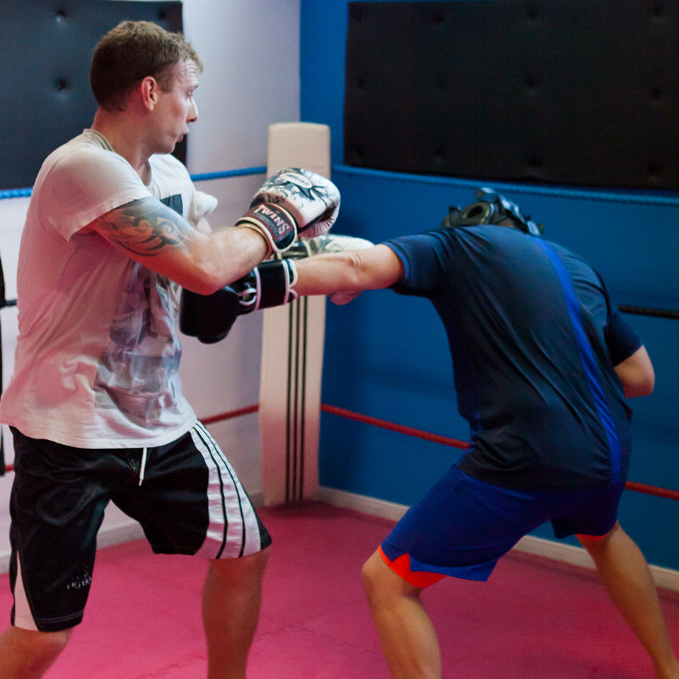 Shaun James -Kickboxing/Boxing Head Trainer/Owner at Impact Gym Marbella 006