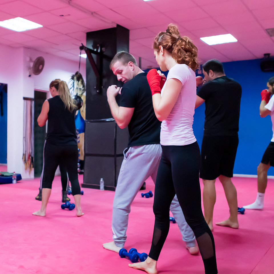 Shaun James -Kickboxing/Boxing Head Trainer/Owner at Impact Gym Marbella 010
